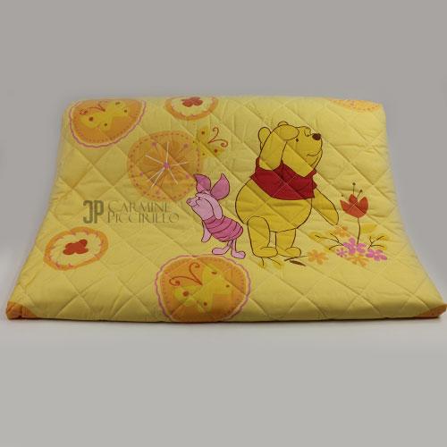 Copriletto Trapuntato Pooh Disney Caleffi Piccirillocorredi It